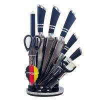 ست چاقوی ۹ پارچه یونیک کد UN97