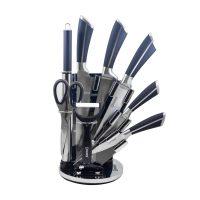 سرویس چاقو آشپزخانه 9 پارچه ویکتوریا مدل 103