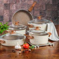 خرید یک سرویس قابلمه ی مناسب ،زیبا و بادوام از ضروری ترین ابزار هر آشپزخانه است.